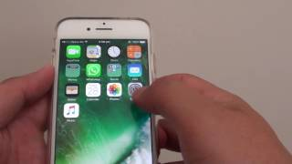 iPhone 7:  Useful Home Screen Shortcuts With 3D Touch