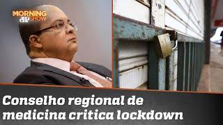 Lockdown no Distrito Federal gera polêmica entre entidades