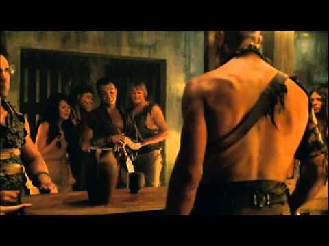 Spartacus: Death scenes