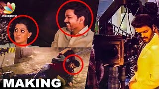 Behind the Scene Making  Vijay   A R Murugadoss Movie news