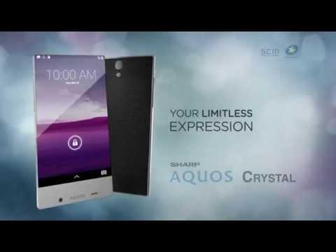AQUOS Crystal Smartphone