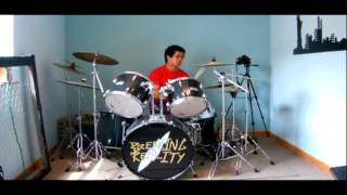 The Rembrandts - I'll Be There For You Drum Cover