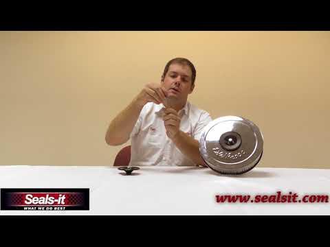 Seals-it Dirt Dish Seal