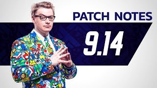 ANALISI PATCH LOL 9.14