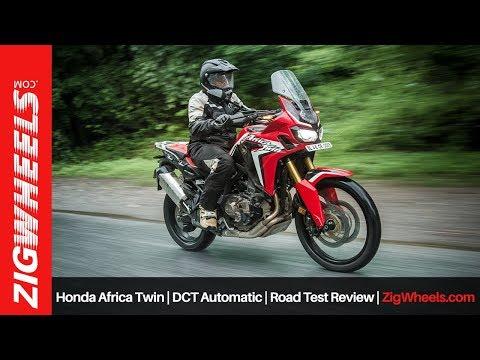 2017 Honda Africa Twin in Olathe, Kansas - Video 1