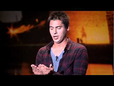 Danny Bhoy o muzice a kočkách