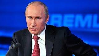 Большая пресс-конференция Владимира Путина 2016. Полное видео