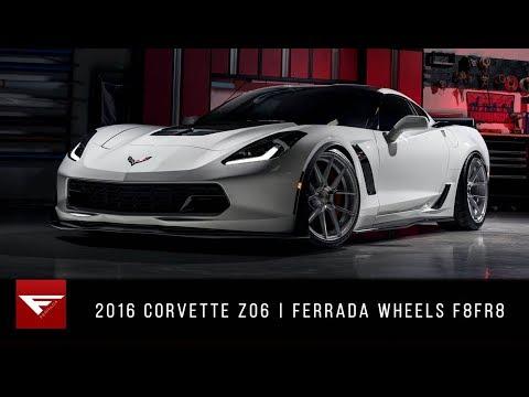 2016 Corvette Z06 | The Perfect Match | Ferrada Wheels F8FR8