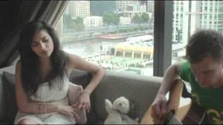 Feels so good - acoustic hotel room session by Nadia Ali and Eller van Buuren