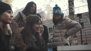 "Мот feat. Бьянка - Репортаж со съемок клипа ""Абсолютно Всё"""