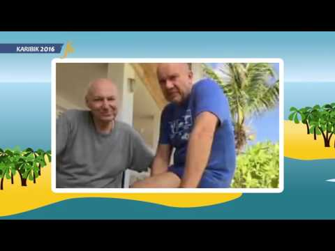 Karibik 2016. Videopozdrav z Grand Kayman, 19. 3. 2016