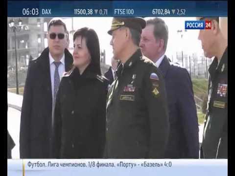 Россия 24  утро 11.03.15.