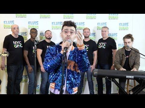 Max Still New York Ft New York City Gay Mens Chorus Live On The Elvis Duran Show