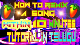 how to make remix song in mobile in telugu - Kênh video giải