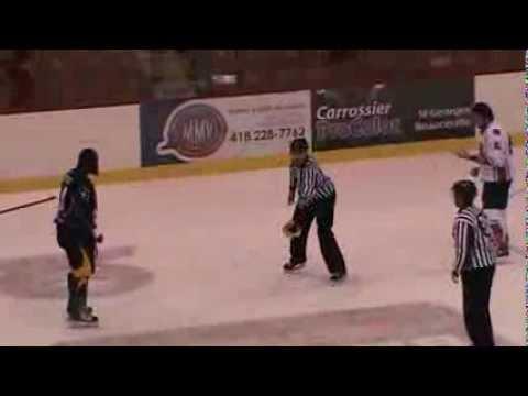 Cedric Verreault vs Hubert Poulin