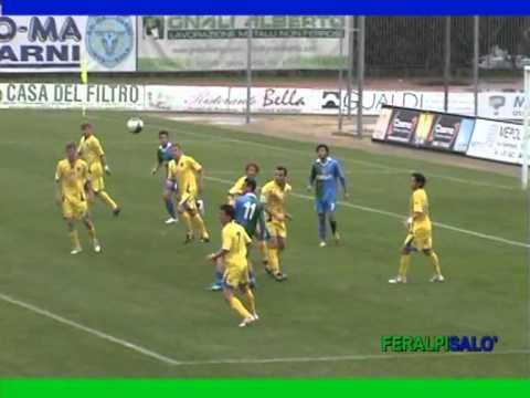 immagine di anteprima del video: FERALPISALO´-FROSINONE 1-2 (Parte2)