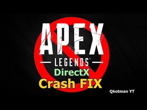 Apex Legends DirectX 11 Error Fix 2019 - смотреть онлайн на