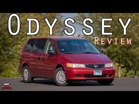 2002 Honda Odyssey Review - Still Kickin'!