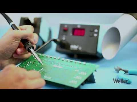 Weller WSD81i - unità saldante da 95 W funzionale e conveniente