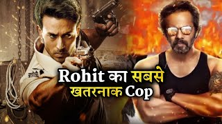 Tiger Shroff | Sidharth Malhotra | Vicky Kaushal | Rohit Shetty's Most Dangerous Cop | Web Series