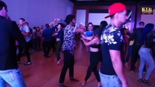Gracie Y Terry Salsalianza Social Salsa At Big Salsa Festival 2016