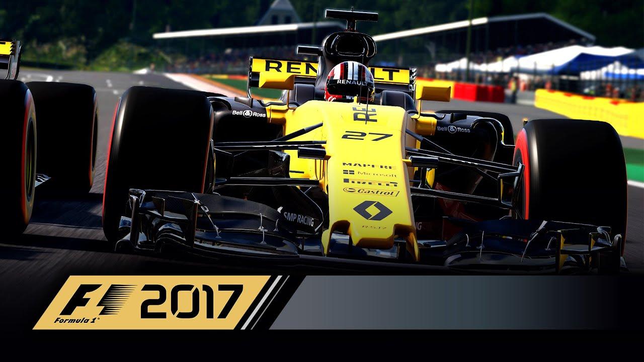 F1 2017 – Nato per… Fare la storia