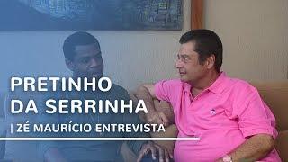 Zé Maurício Entrevista Pretinho Da Serrinha
