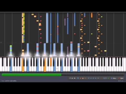 Starship - Nothing Gonna Stop Us [Versión Completa]. (Synthesia). Mp3