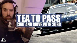 TEA TO PASS - RACING WITH SUBS