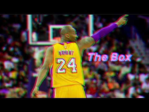 Kobe Bryant Tribute - The Box by Roddy Ricch