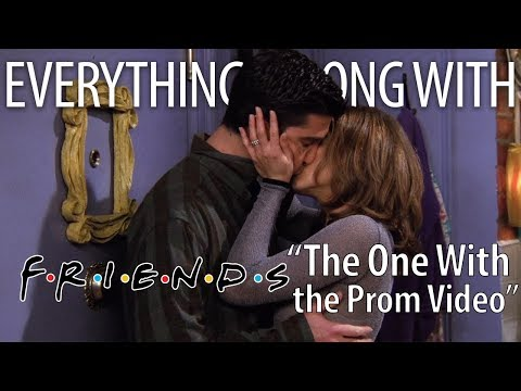 """Everything Wrong With Friends - """"The One With The Prom Video"""""""