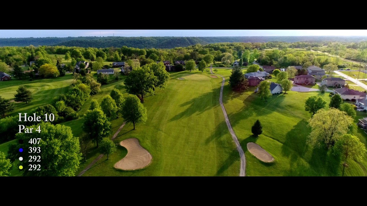 Hidden Valley Golf Club Hole 10