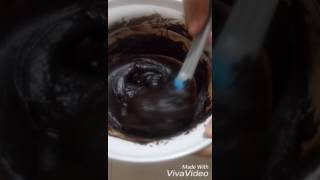 How To Properly Ganache A Cake N Do Sharp Edge Instantly