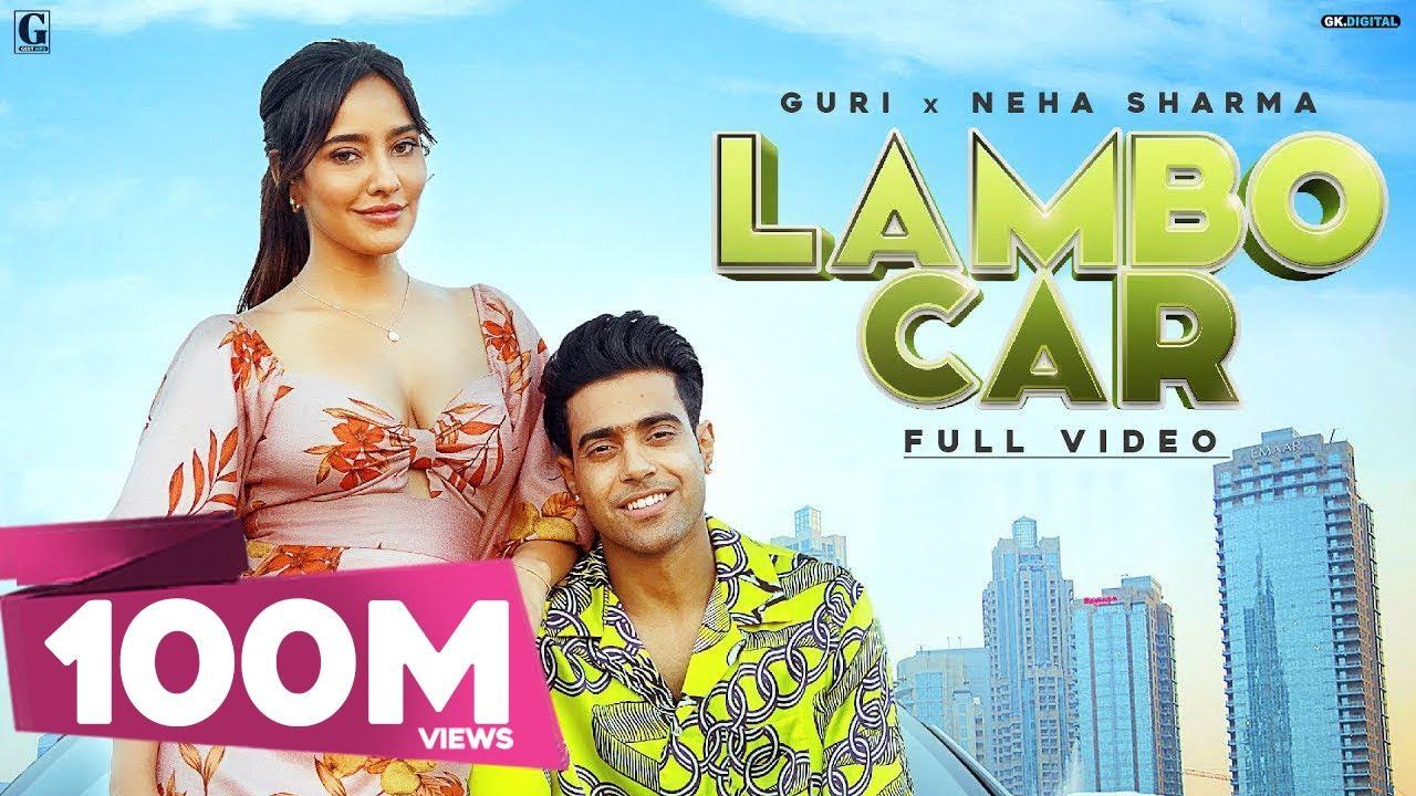 Lambo Car Lyrics - Guri Ft. Neha Sharma Full Song Lyrics | Sukhe | Satti Dhillon - Lyricworld