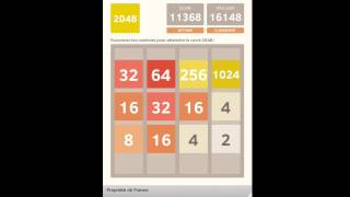 2048 - Comment gagnez facilement !