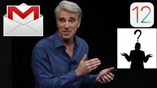 Будет ли iOS 12 стабильна и без ошибок? Смотрим ответ мне от Крейга Федериги!