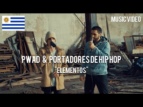 PWAD & Portadores de Hip Hop - Elementos ( Beatbox Edition ) [ Music Video ]