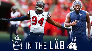 Charles Omenihu And The Houston Texans 2020 Pass Rush | In The Lab