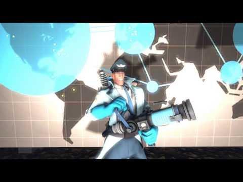 Team Fortress 2: Meet the Medic (New Taunt) - смотреть