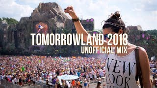 Tomorrowland 2018 ♫ Best Dance Music (Unofficial Mix)