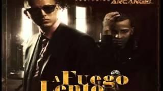 A Fuego Lento - Arcangel Ft Jaycob
