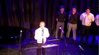 "Stuart Matthew Price sings ""Epiphany"" (from Altar Boyz) by Michael Patrick Walker"