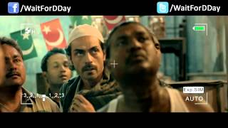 D Day HD Hindi Movie Official Trailer 2013