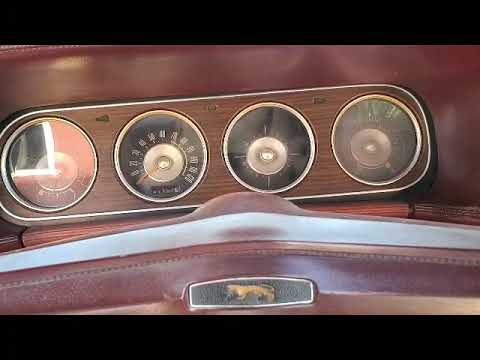 Video of '69 Cougar - QE75