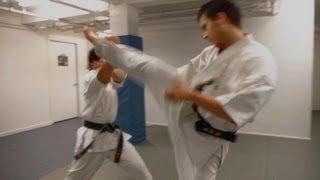 karate vs. karate kyokushin amp traditional  quotgraduationquot eric jacobus