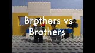 Lego Brother Vs Brother 2