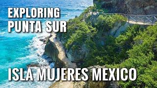 Punta Sur, Cancun