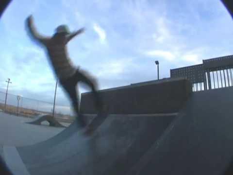 Snowflake skatepark edit