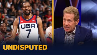Team USA is a lock to win gold — Skip Bayless | NBA | UNDISPUTED