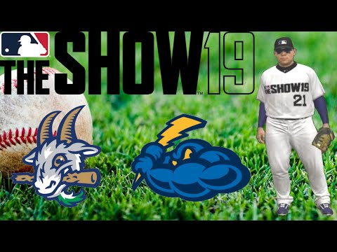 MLB The Show 19 Road to the Show PS4 Ep.28 (YARD GOATS!!!!)